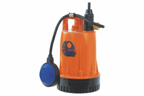 GFA-100 (100W) Plastic Utility Water Pump with float switch