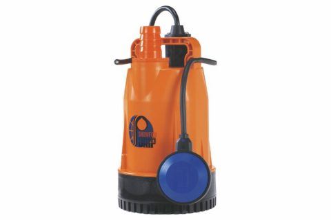 GFA-200 (200W) Plastic Utility Water Pump with float switch