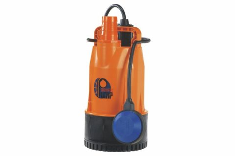 GFA-370 (370W) Plastic Utility Water Pump with float switch