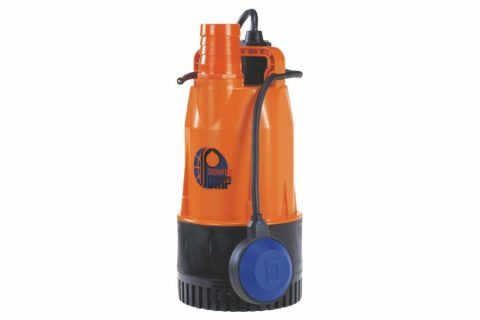 GFA-680 (680W) Plastic Utility Water Pump with float switch