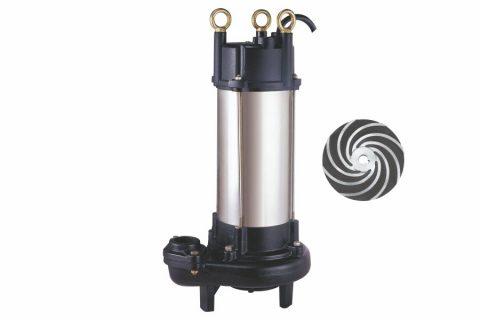 GP series submersible grinder pump for sewage, macerator submersible pump
