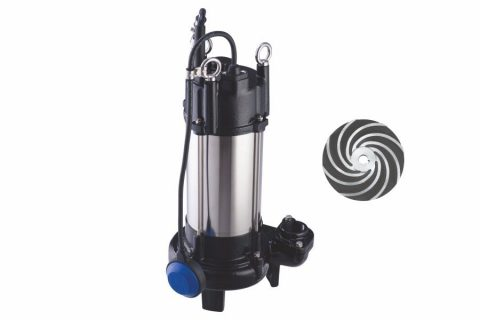 GPA series Automatic Submersible Macerator Pump with float switch