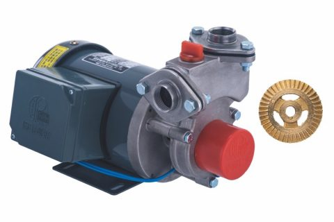 GQ series AISI 304 Cast Stainless Steel Peripheral Pump