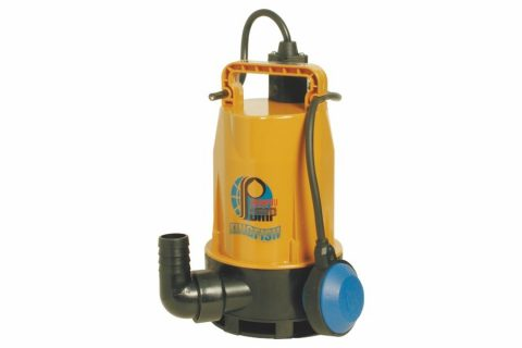 GVA-200 (200W) Thermoplastic Small Sump Pump with Float