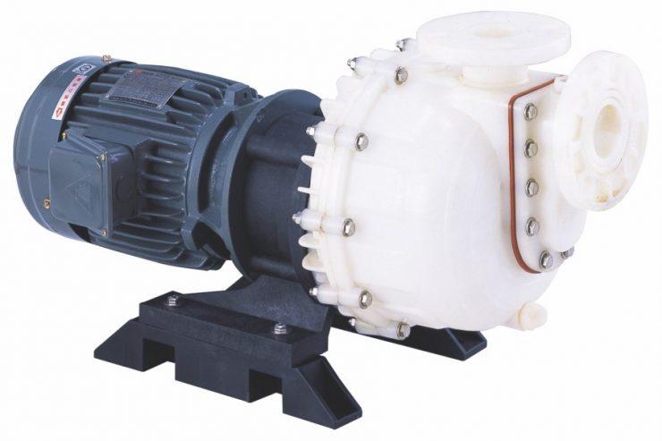 PD-F Series PVDF Self-Priming Chemical Pumps