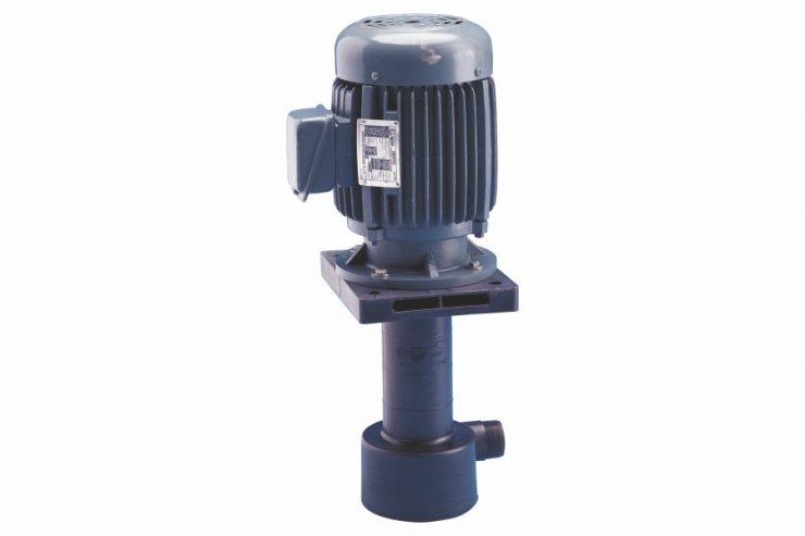 PE Series FRPP Chemical Vertical Sealless Pump