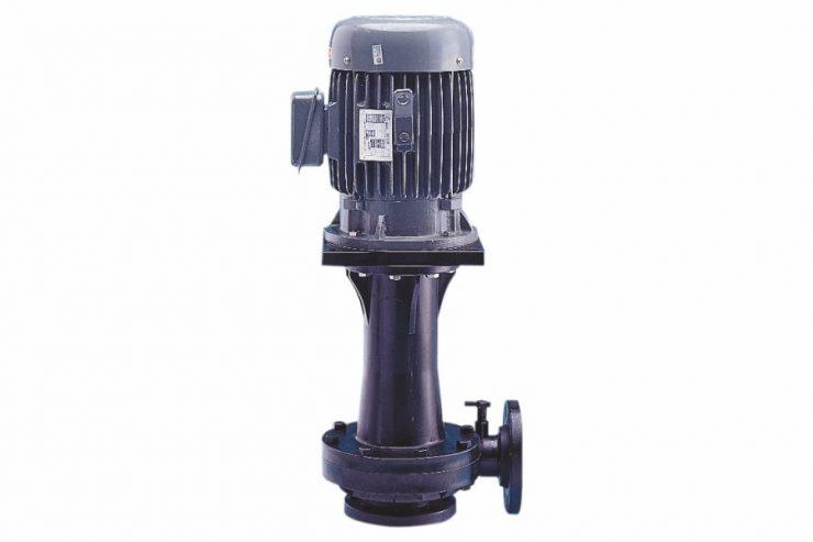 PEB Series FRPP Dry-free Sealless Vertical Chemical Pump