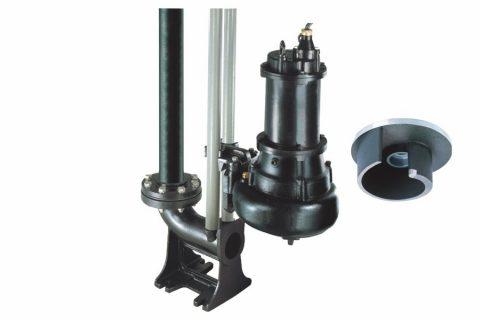 STO-C Type Auto-Setter Sewage Cutter Pump
