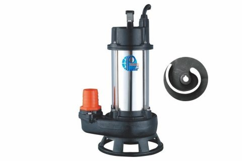 SS Series submersible Sewer Pump, submersible shredder sewage pumps, submersible waste handling pump