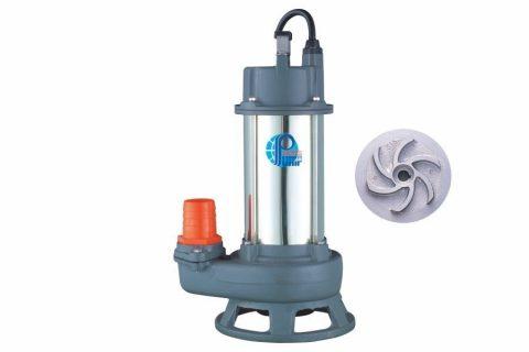 SSM Series Submersible Vortex Drainage Pumps