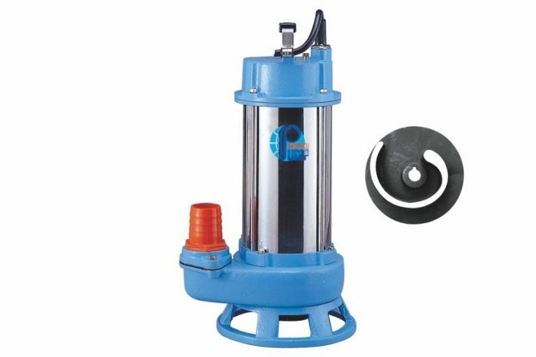 SST Series submersible sewage water pump