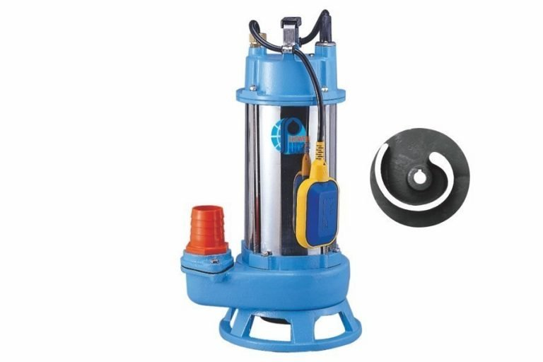 STA Series Submersible Sewage Pumps with float switch