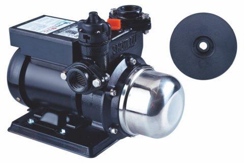 UB Type Electronic Constant Pressure Pump