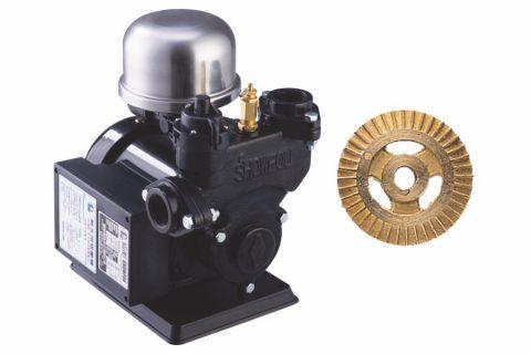 UH Series Electronic Hot Water Peripheral Pump