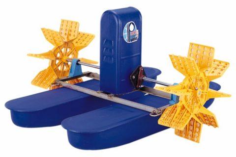 A130FCP, Paddle Wheel Aerator (1HP)