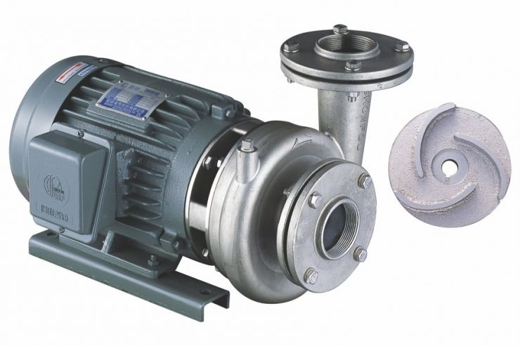 CVQ Series Cast Stainless Steel Centrifugal Pump (SCS13)