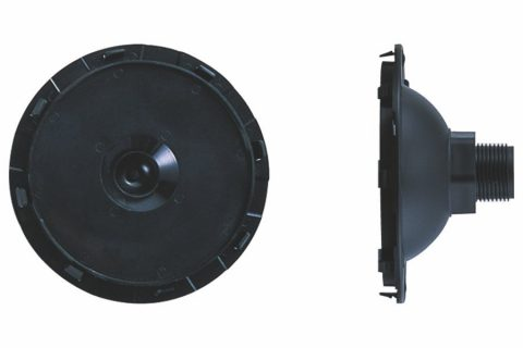 Delta-S Type Coarse Bubble Disc Diffuser