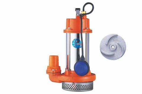 SFA series (1 HP) Submersible Drainage Pump with Float Switch