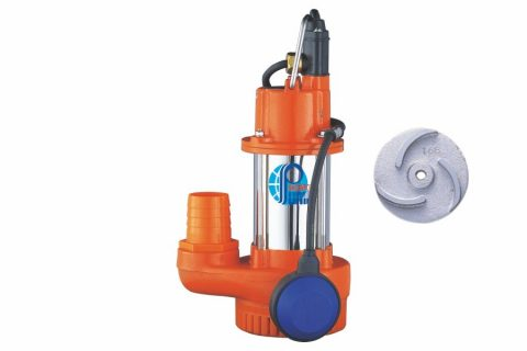 SFA series (1/3HP,1/2HP) Submersible Drainage Pump with Float Switch