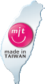 The Taiwan-made Product MIT Smile LOGO