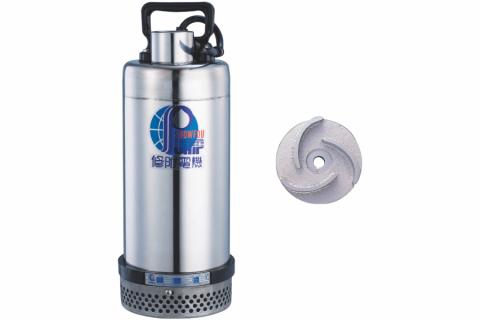 Submersible Construction Pump, KT-111D/112D/132D