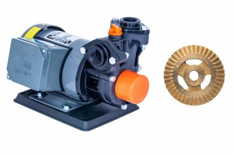 GO-0525P and GO-0520P series Peripheral Pumps